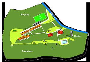 Instalacions Albergue Alvarella