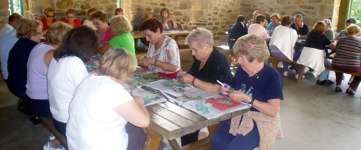 Actividades para as persoas maiores