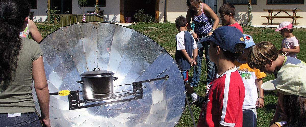 Actividades para a educación ambiental