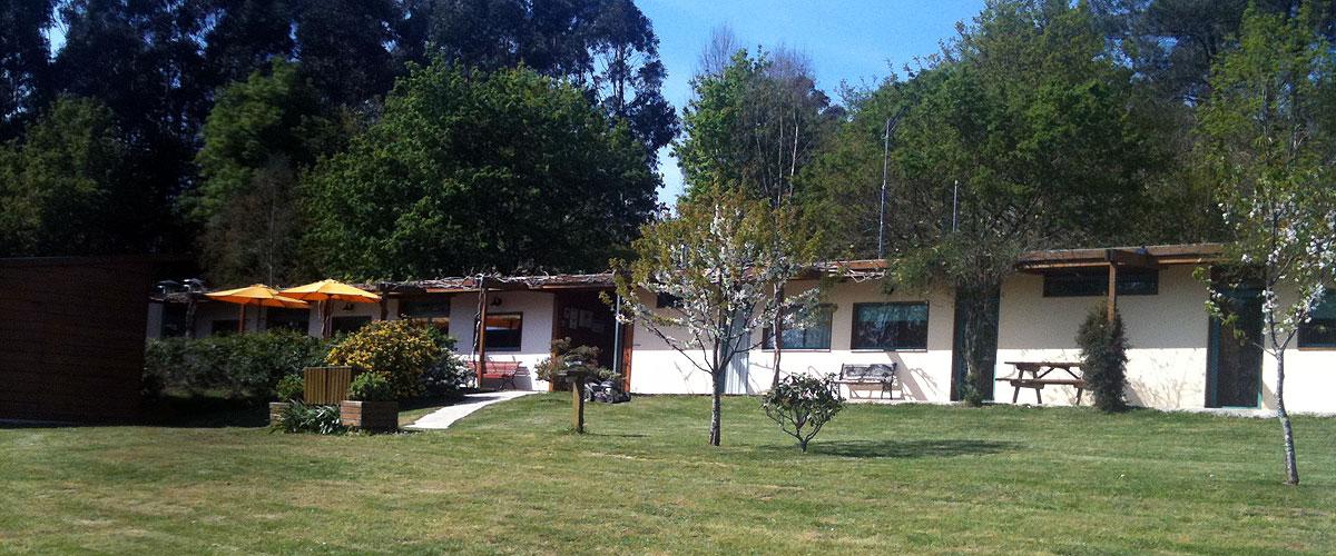 Albergue de ecoturismo en Galiza